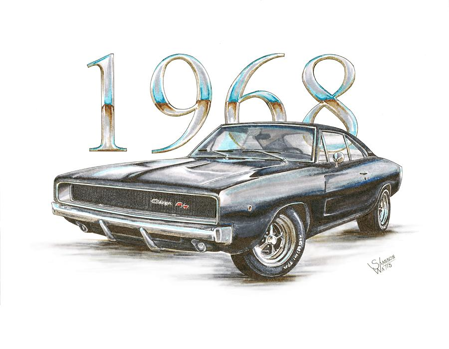 Dodge Charger R T Shannon Watts
