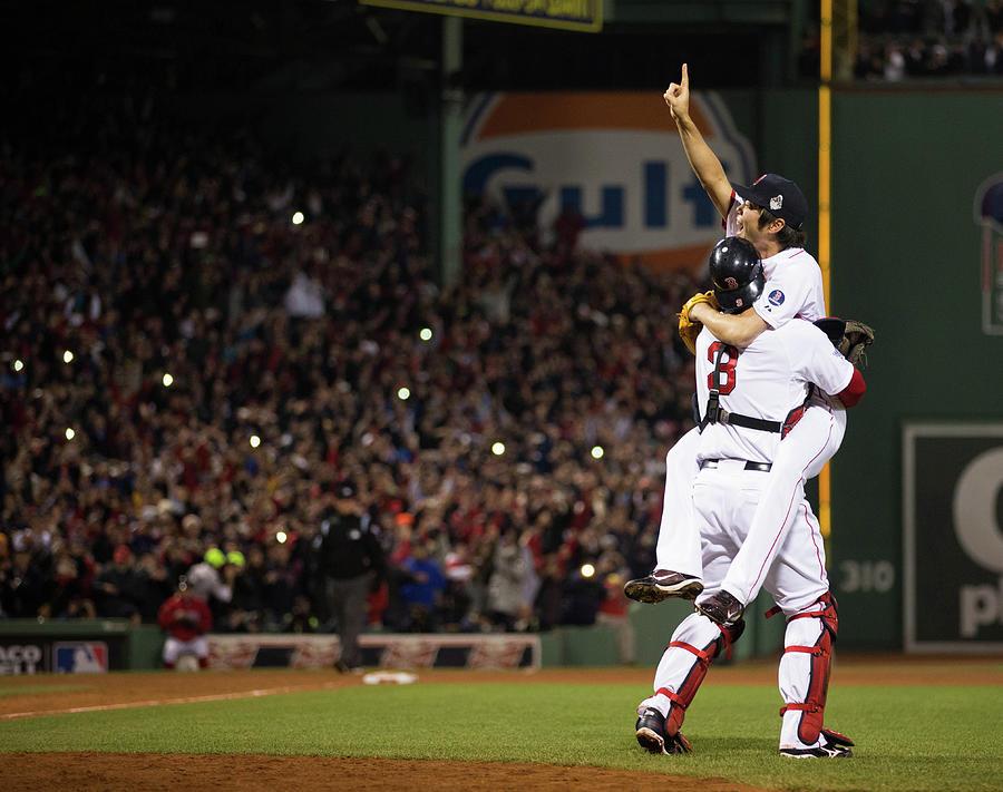 2013 World Series Game 6 St  Louis by Brad Mangin