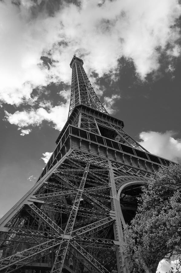 Architecture Photograph - Eiffel Tower by Pro Shutterblade