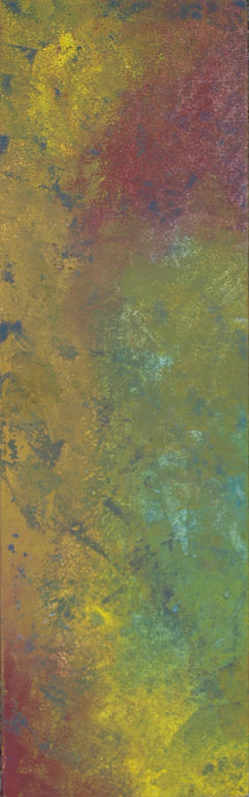 Blue  Painting - Abstract 3 by Corina Bishop
