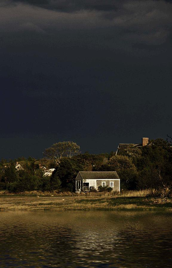 Color Photograph - After The Storm by Keith Woodbury