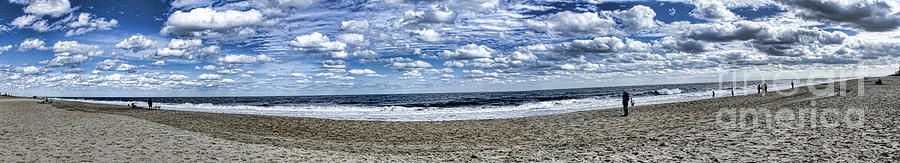 Ocean City Maryland Photograph - At The Ocean Hon by Joe McCormack Jr