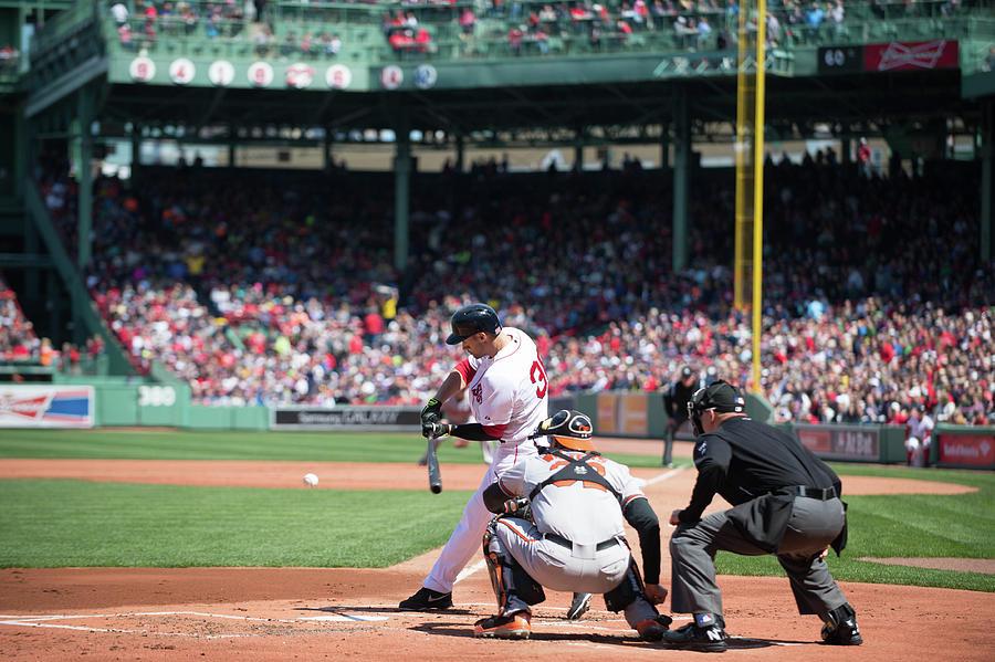 Baltimore Orioles V Boston Red Sox Photograph by Rob Tringali