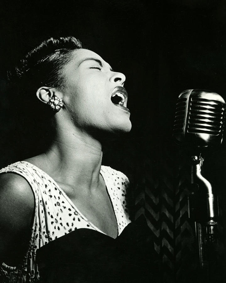 Classic Photograph - Billie Holiday by Retro Images Archive