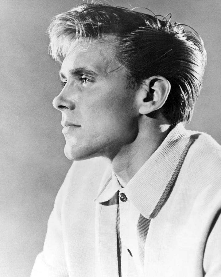 Billy Fury Photograph by Silver Screen