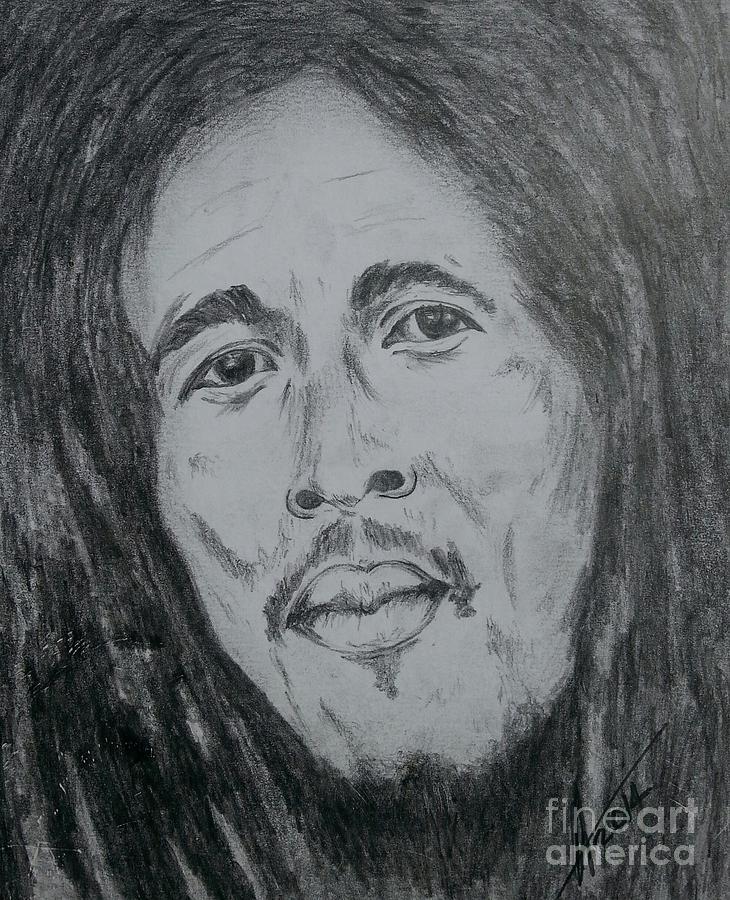 Bob Marley Photograph by Collin A Clarke