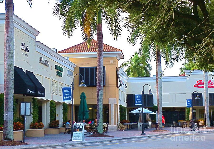 Boca Raton Shopping >> Boca Center Boca Raton Florida Upscale Retail Shopping Center By Robert Birkenes