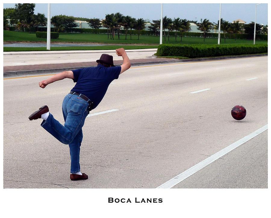 Fantasy Photograph - Boca Lanes by Lorenzo Laiken
