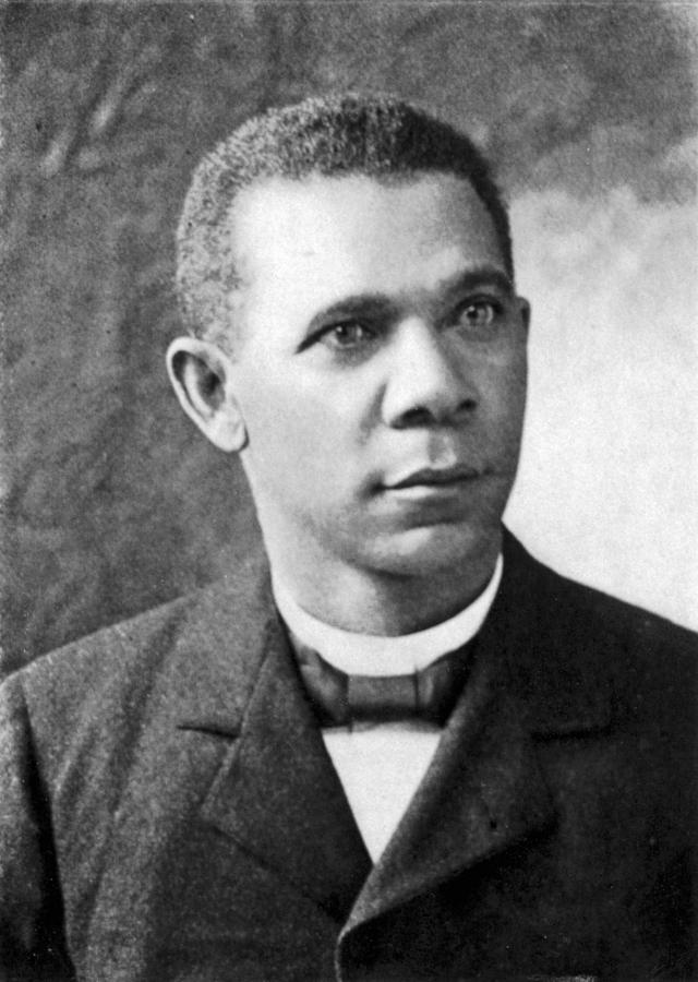 1899 Photograph - Booker T by Granger