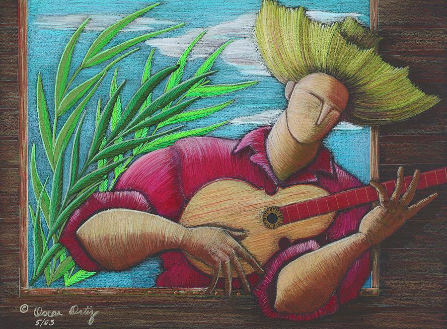 Cancion para mi tierra by Oscar Ortiz