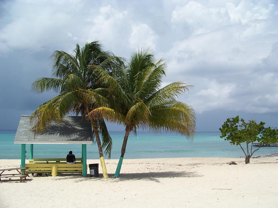 Cayman Islands Photograph - Cayman Beach by Robert Teeling