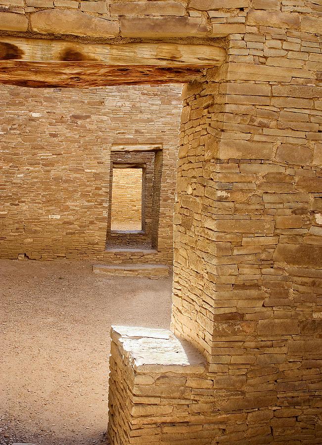 Ralser Photograph - Chaco Canyon by Steven Ralser
