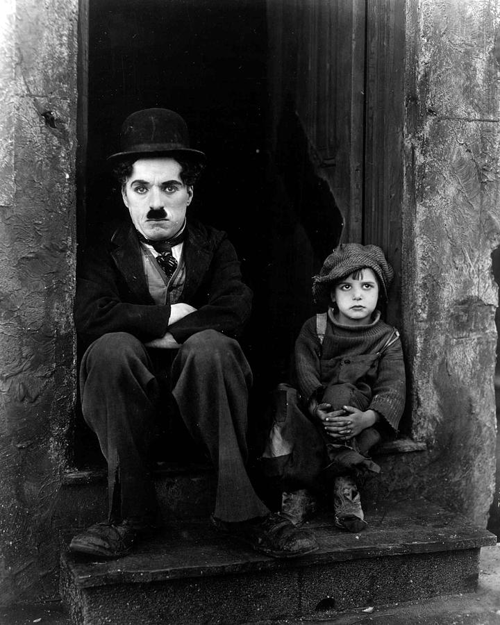 Classic Photograph - Charlie Chaplin by Retro Images Archive