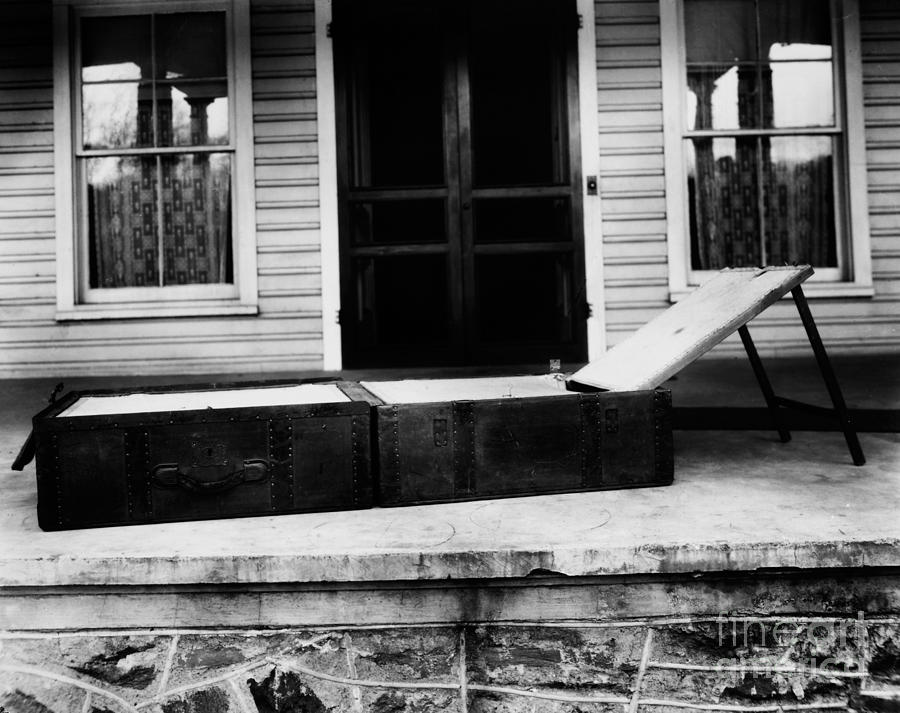 1860s Photograph - Clara Barton (1821-1912) by Granger