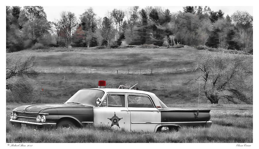 Automobile Photograph - Classic Cruiser by Richard Bean
