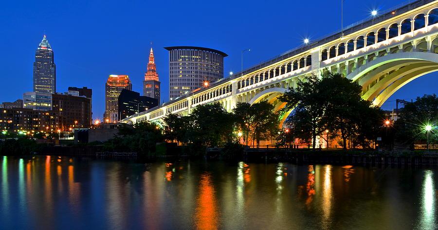 Cleveland Panorama Photograph