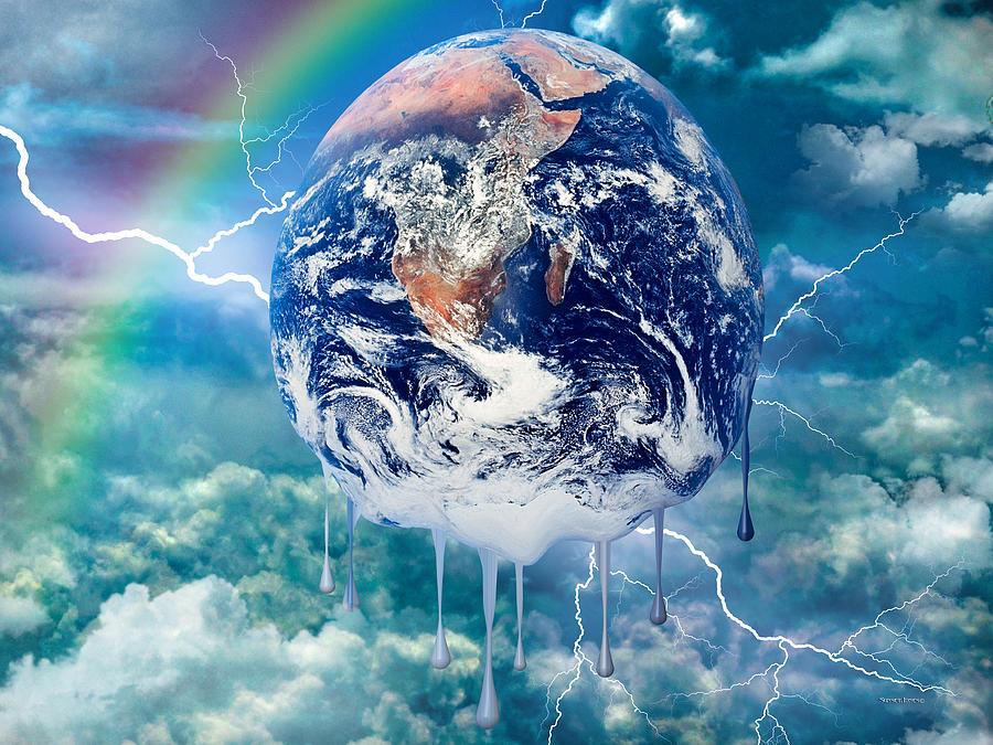 Climate Change- by Robert Orinski