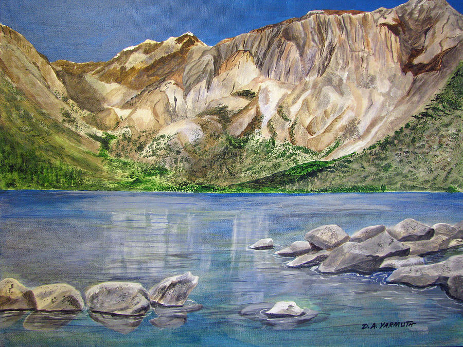 Convict Lake by Dale Yarmuth