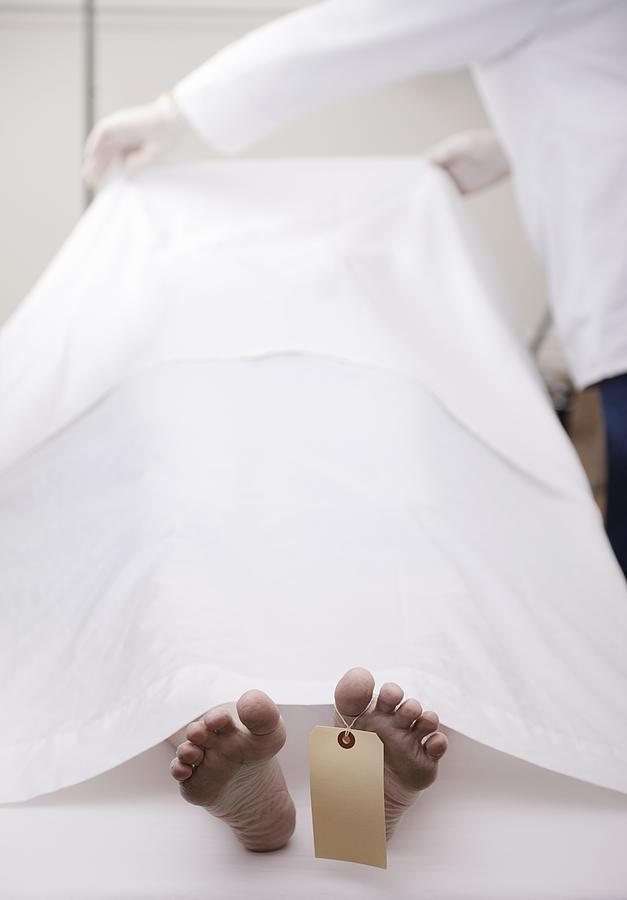 Dead Body Photograph by RichLegg