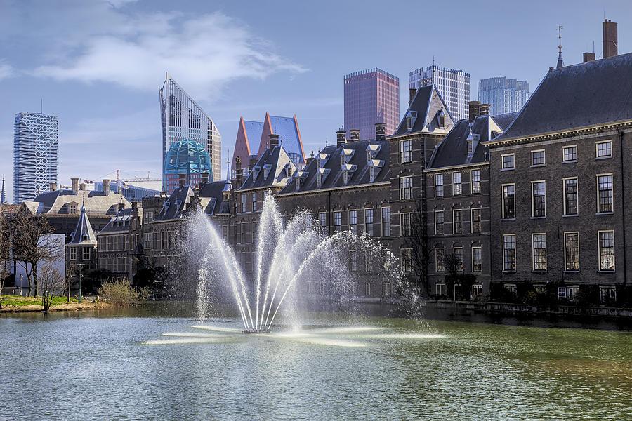 The Hague Photograph - Den Haag by Joana Kruse