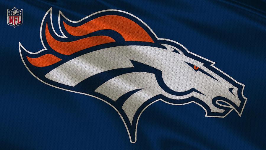 Broncos Photograph - Denver Broncos Uniform by Joe Hamilton