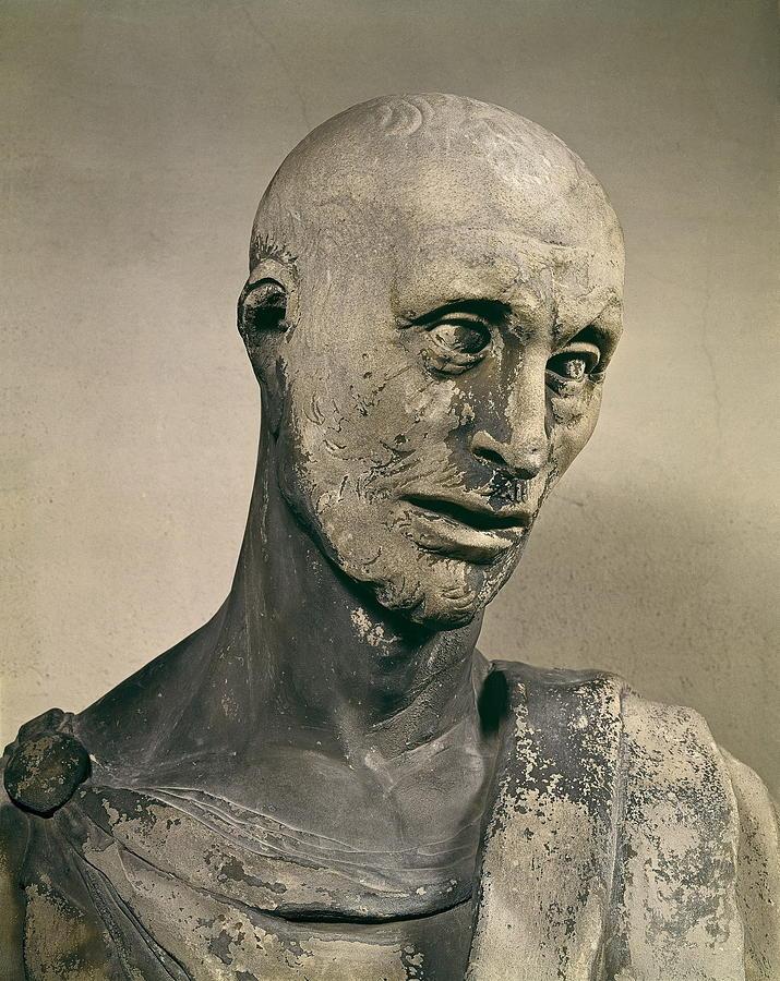 Vertical Photograph - Donatello, Donato De Betto Bardi by Everett