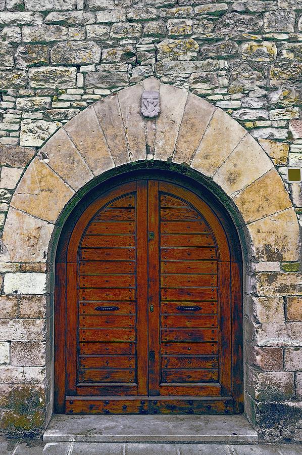 Door Photograph by Gkuna