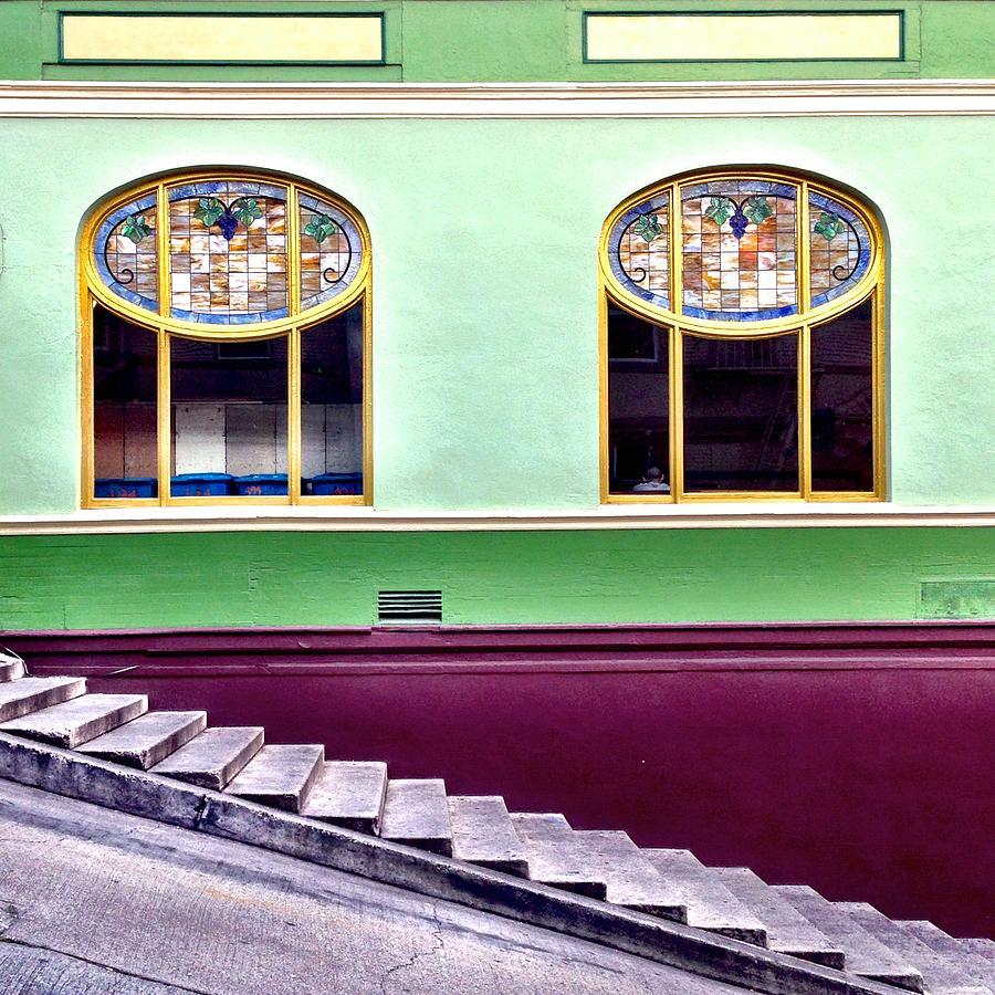 Double Window Photograph by Julie Gebhardt