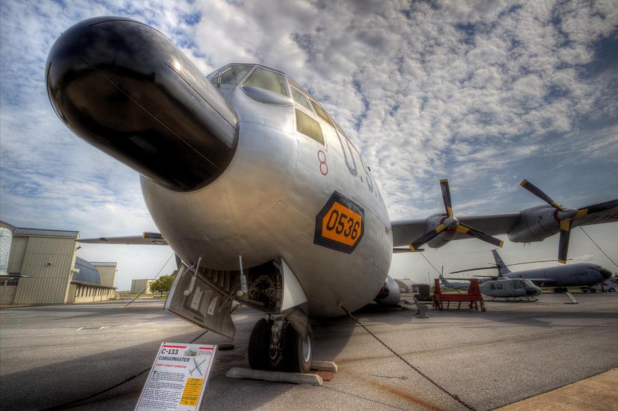 Douglas Photograph - Douglas C-133 Cargomaster by David Dufresne