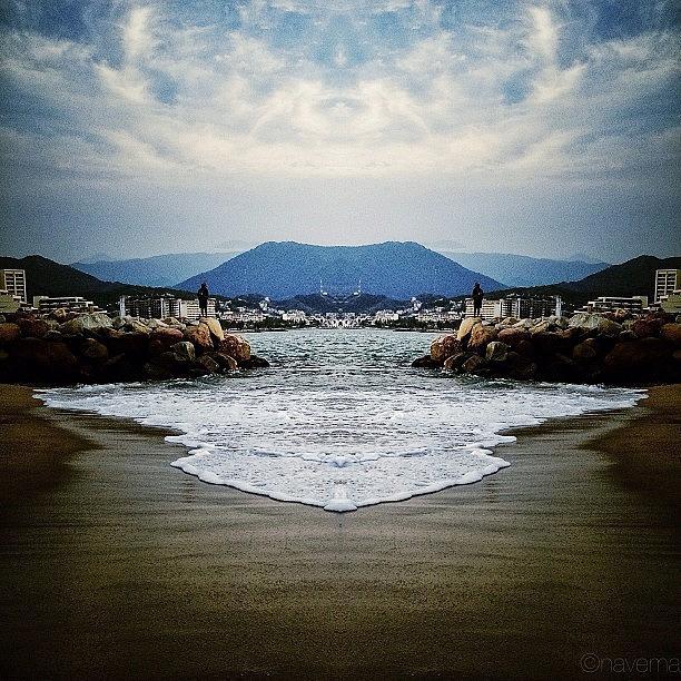Symmetry Photograph - Duality by Natasha Marco
