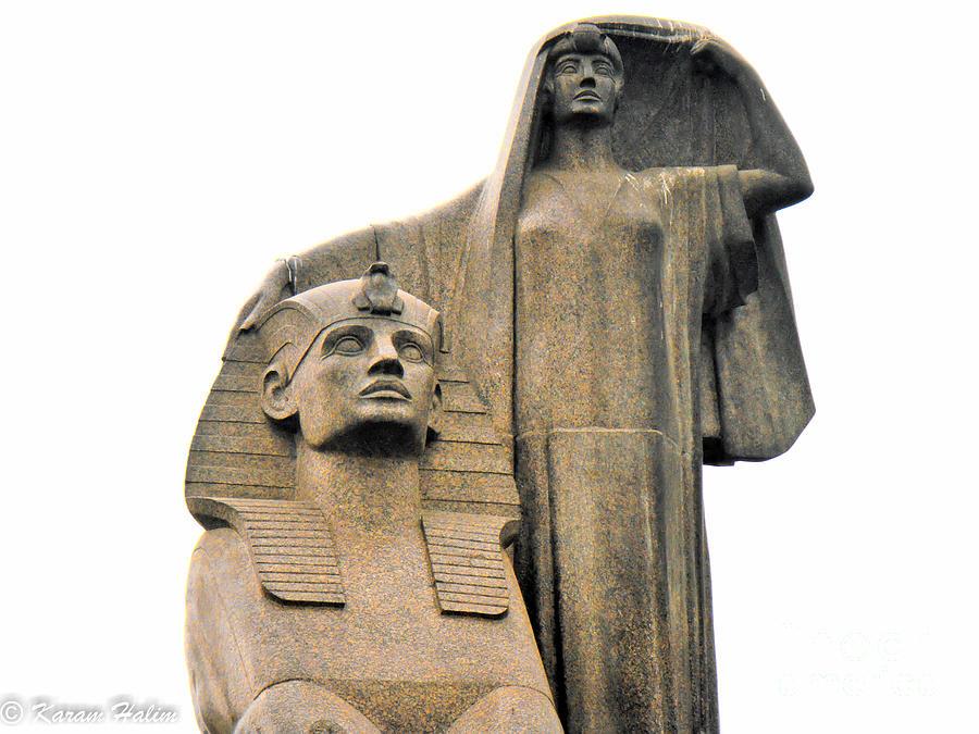 Egypts Renaissance Photograph by Karam Halim