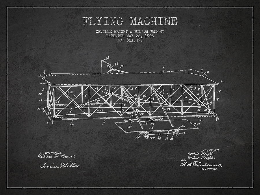 the innovation of the flying machine management essay There's more innovation underway today at boeing than at any time in our 101-year history recent examples of innovation include the first flights of the 737 max 9 , 787-10 , and t-x , among other milestones such as the launch of boeing analytx and boeing horizonx.