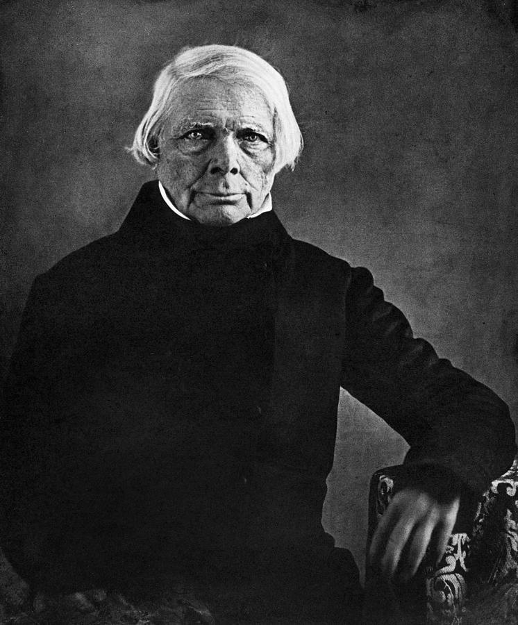 Friedrich W J Von Schelling Photograph By Granger
