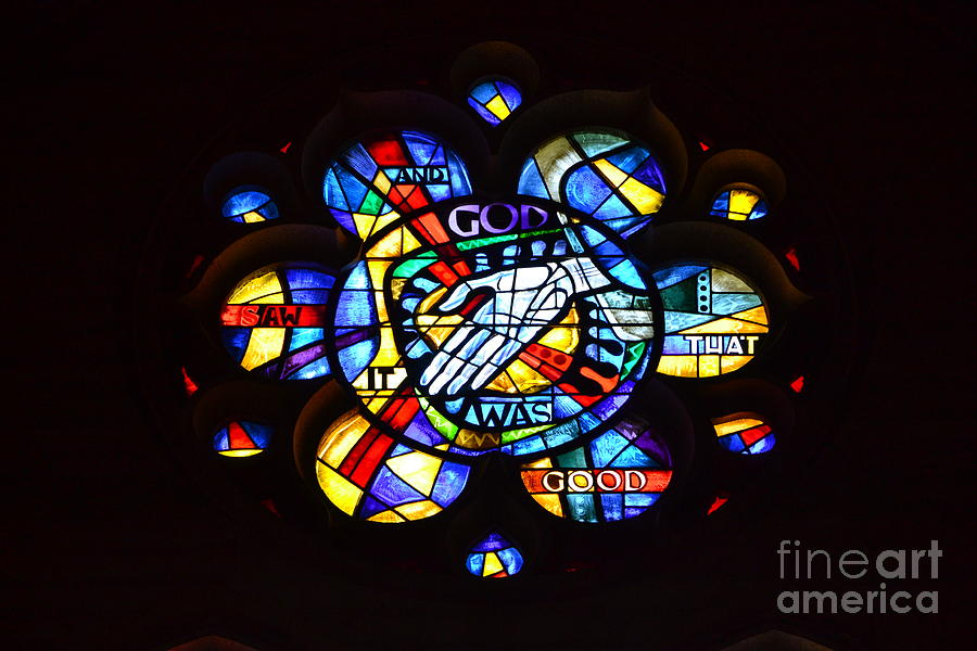 Grace Cathedral Photograph - Grace Cathedral by Dean Ferreira