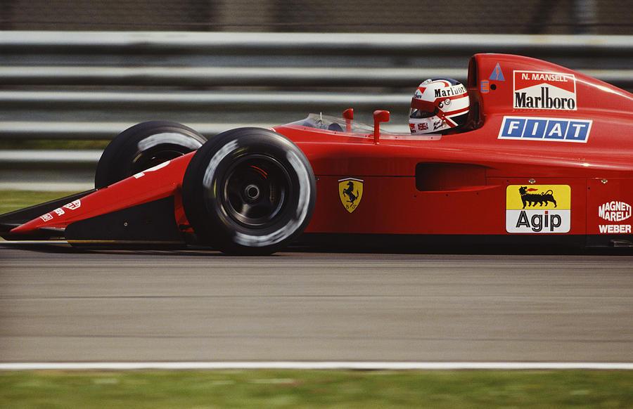 Grand Prix of San Marino Photograph by Pascal Rondeau
