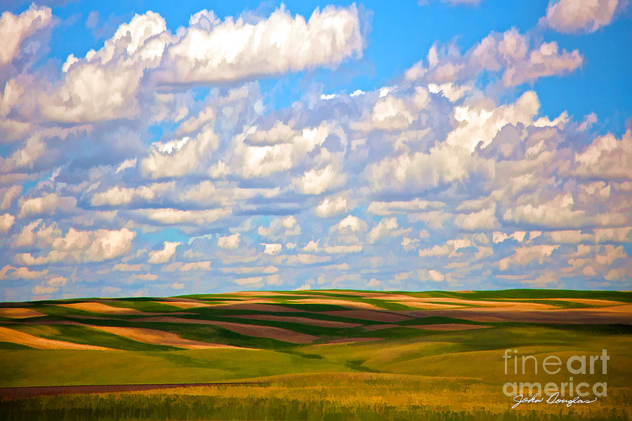 Great Plains by John Douglas
