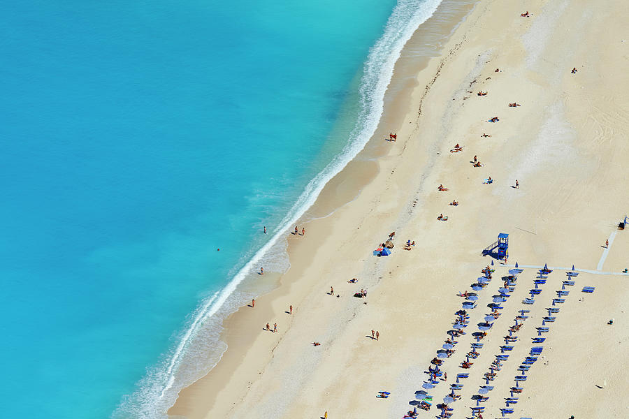 Greece, Ionian Island, Cephalonia Photograph by Tuul & Bruno Morandi