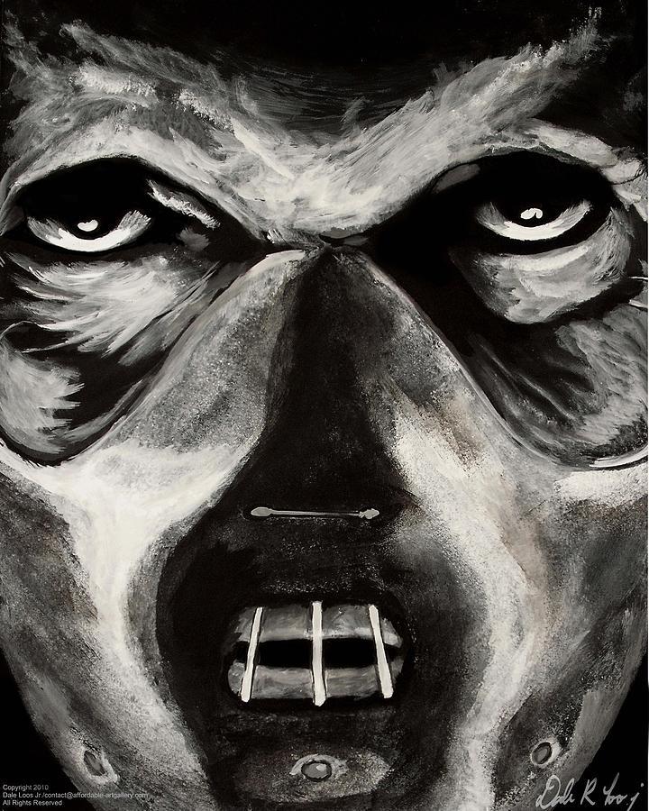 Hannibal Painting - Hannibal by Dale Loos Jr