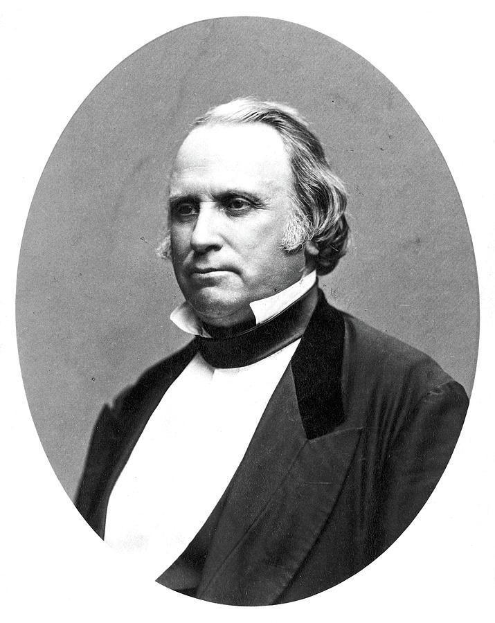 19th Century Photograph - Henry Wilson (1812-1875) by Granger