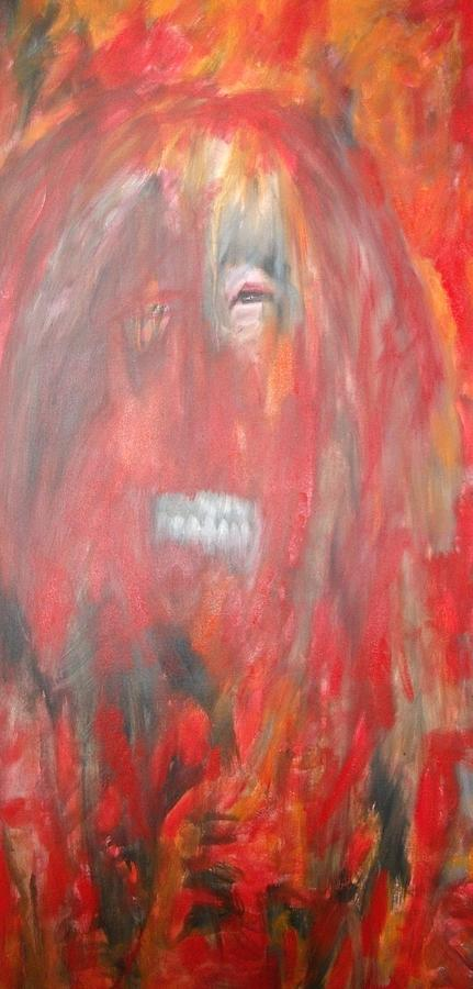 Ghosts Painting - I See You by Randall Ciotti