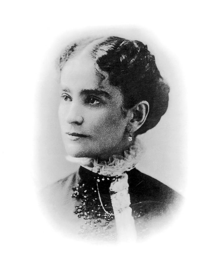 19th Century Photograph - Ida Mckinley (1847-1907) by Granger
