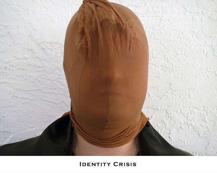 Surreal Photograph - Identity Crisis by Lorenzo Laiken