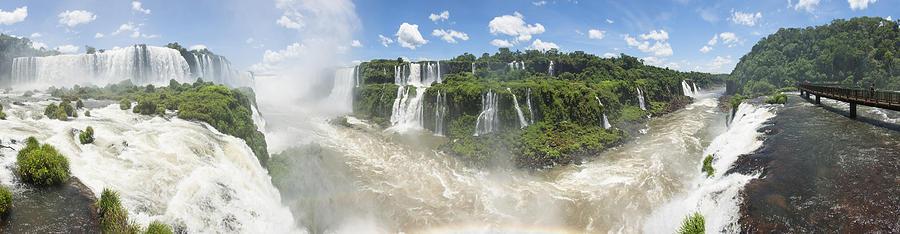 Iguazu Waterfall Photograph by Maremagnum