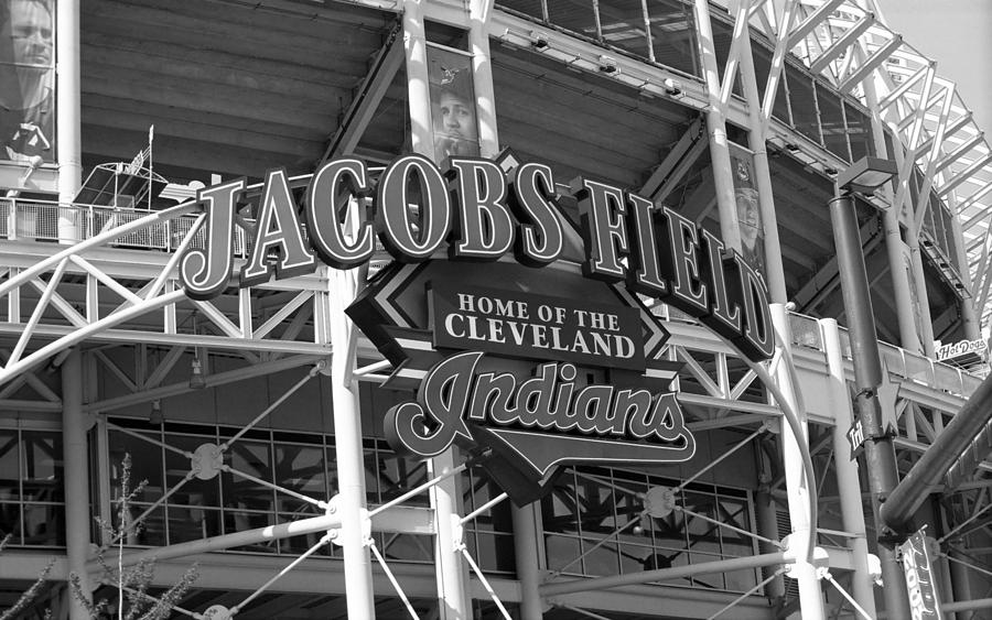 America Photograph - Jacobs Field - Cleveland Indians by Frank Romeo