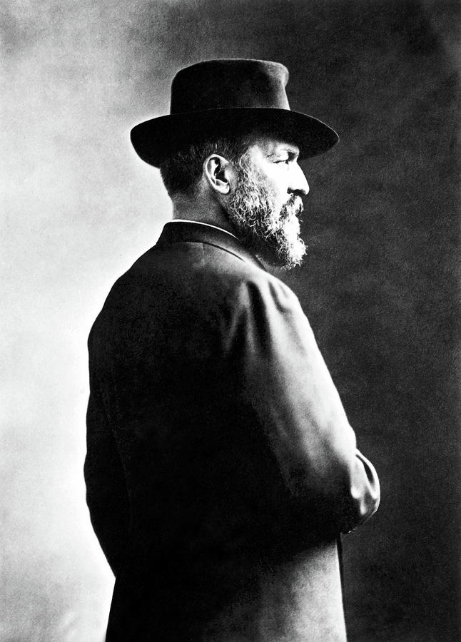 1880 Photograph - James by Granger