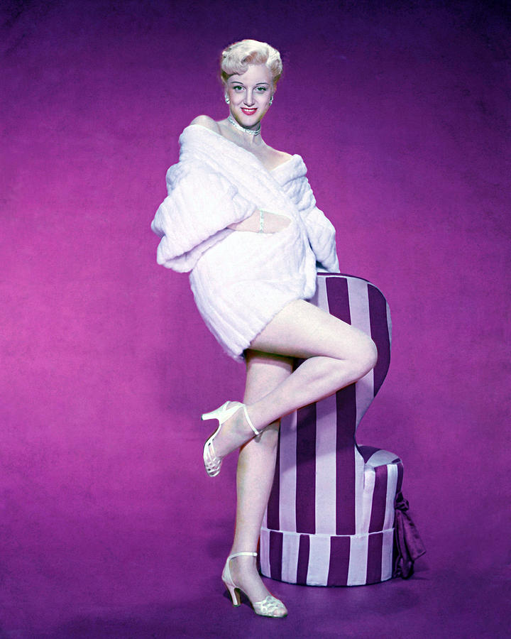 Jan Sterling Photograph - Jan Sterling by Silver Screen