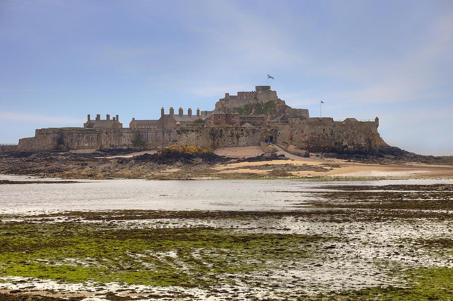 Elizabeth Castle Photograph - Jersey - Elizabeth Castle by Joana Kruse