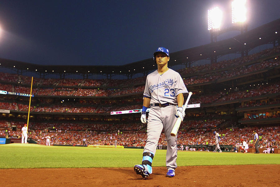 Kansas City Royals V St. Louis Cardinals Photograph by Dilip Vishwanat