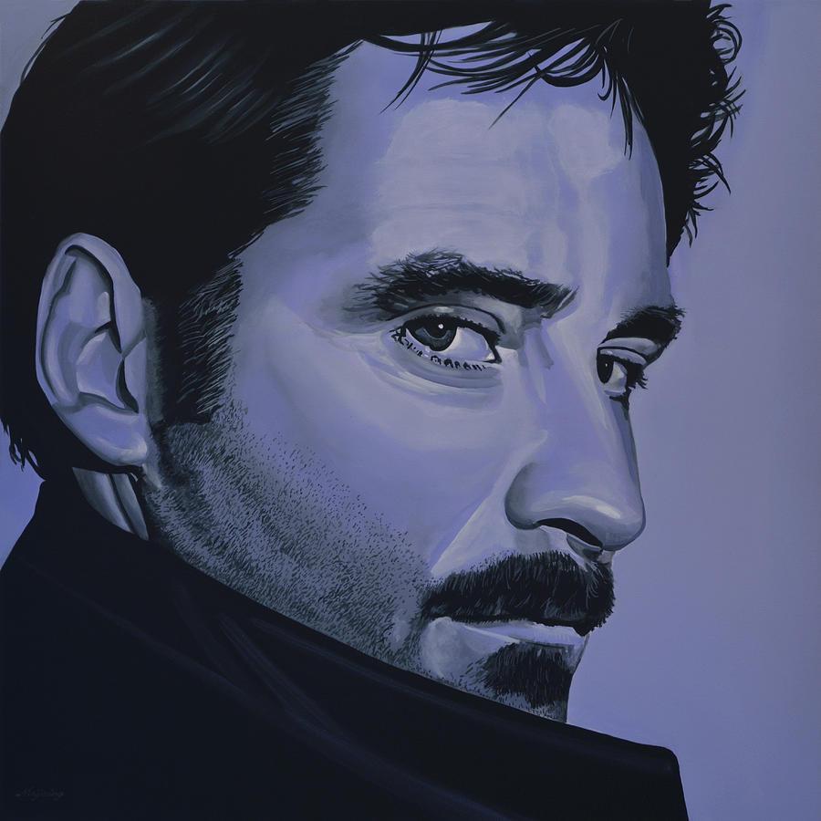 Kevin Kline Painting - Kevin Kline by Paul Meijering
