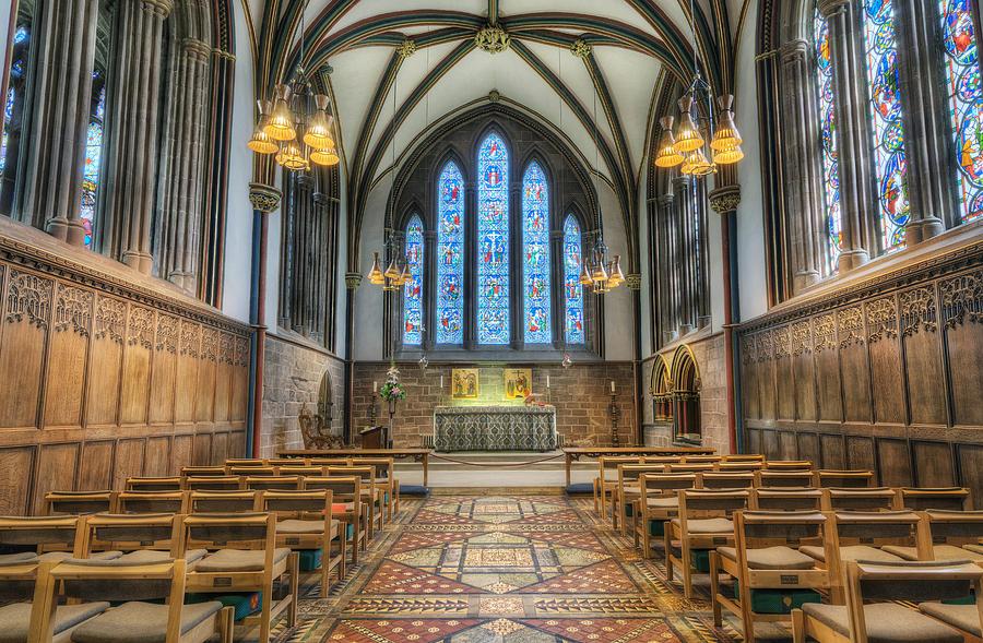 Lady Chapel Photograph